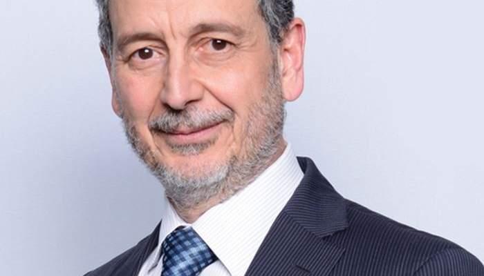 حفل تسلم وتسليم في وزارة الصناعة بين منصور بطيش وراوول نعمة