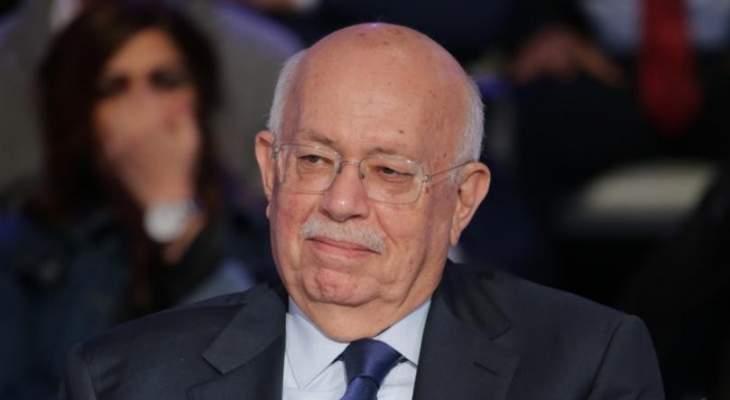 درباس: لا يجوز ربط مسألة الوجود السوري بالمصالحة الكبرى في سوريا