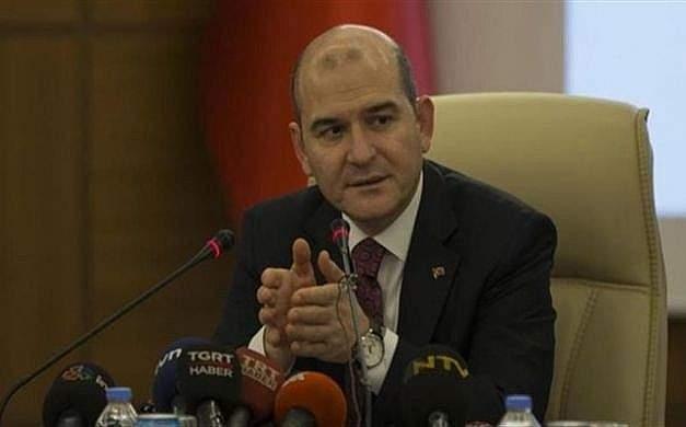وزير داخلية تركيا: العمال الكردستاني قام بتغيير التركيبة السكانية شرق الفرات