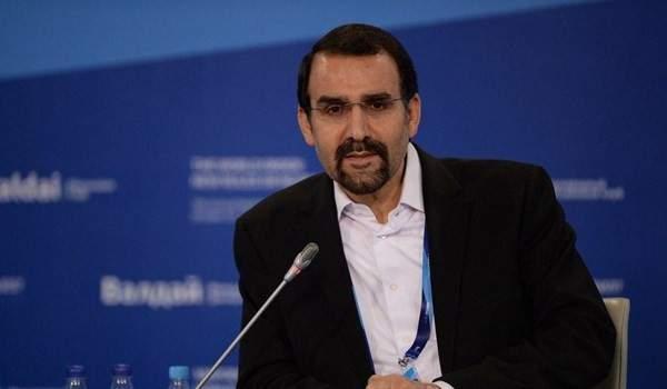 السفير الايراني في روسيا: سياسة الحظر تعني السير في الظلام