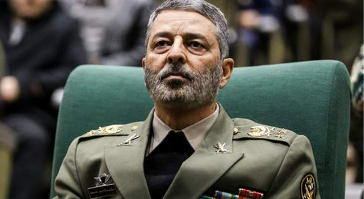 قائد الجيش الإيراني: المنطقة والعالم بمخاض أحداث كبيرة بسبب فتن الاستكبار العالمي