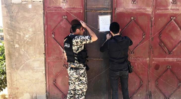 النشرة: الأمن العام أقفل محلا للحلاقة عائدا لسوري في عرسال لمخالفته نظام الإقامة
