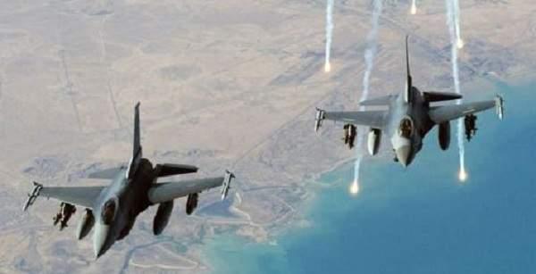 معلومات صحافية: ضربات جوية نفذتها طائرات مجهولة عند الحدود العراقية السورية