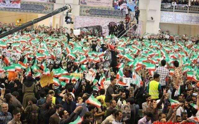 انتهاء الحملات الدعائية للمرشحين بالانتخابات البرلمانية الايرانية غداً