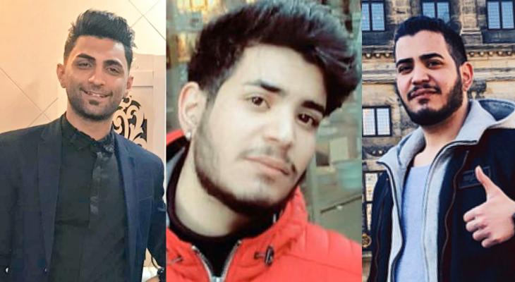 القضاء الإيراني يوقف تنفيذ حكم الإعدام بحق 3 شبان شاركوا بتظاهرات تشرين الثاني