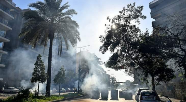سكاي نيوز: الأمور أصبحت تحت السيطرة في طرابلس ولا وجود مسلحا في الشوارع