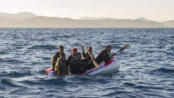 سلطات فرنسا أنقذت نحو 100 مهاجر في بحر المانش