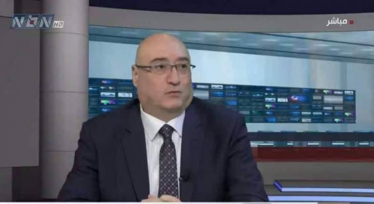 جوزيف أبو فاضل: على الرئيس عون والحريري أن يصارحا اللبنانيين بموضوع الحكومة
