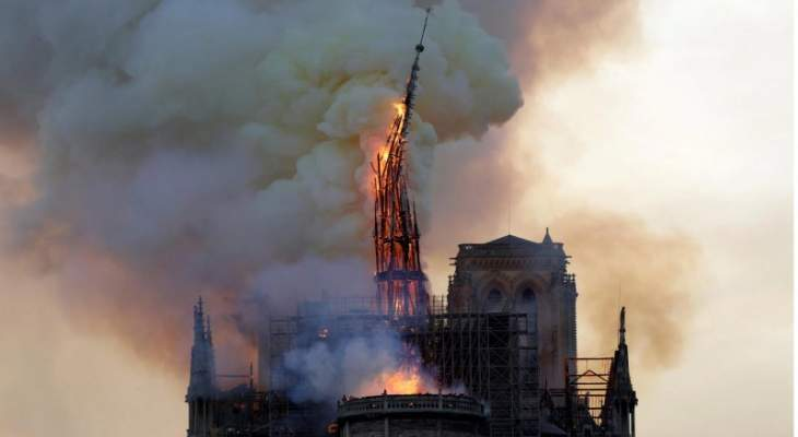 صحف فرنسية: تبرعات ترميم كاتدرائية نوتردام وصلت لـ688 مليون يورو