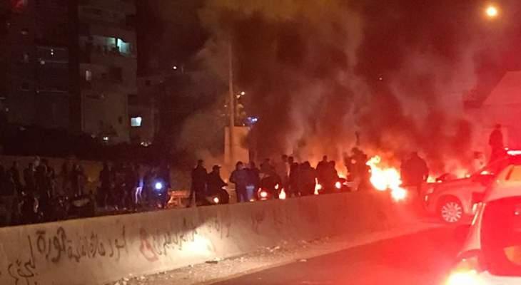 التحكم المروري: اعادة فتح اوتوستراد الناعمة بالاتجاهين