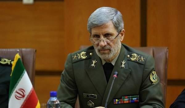 وزير الدفاع الإيراني: إيران تحولت إلى أكبر ضحية لمخاطر الألغام