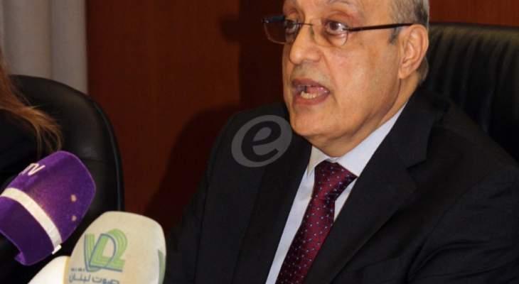أبوشرف: مستشفى ضهر الباشق غير جاهز لاستقبال السجناء