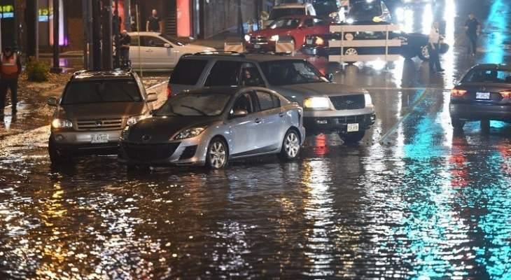 انقطاع الكهرباء عن 1.8 مليون أميركي بسبب العاصفة التي تضرب ضرق البلاد