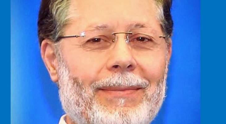 يوسف فارس أول لبناني يُعين في الأكاديمية الأوروبية للعلوم والفنون