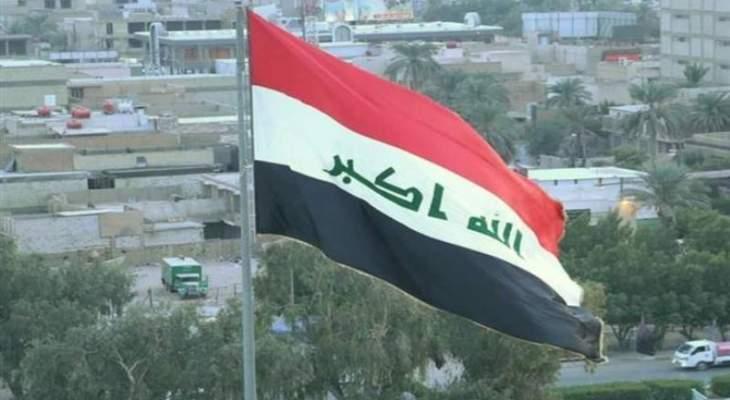 السفارة العراقية: ستصل طائرة الى بيروت على متنها جراحين ومواد طبية