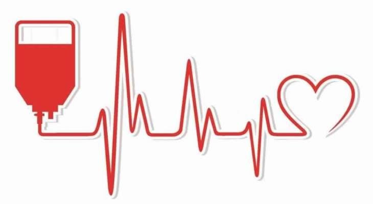 """مريض بحاجة ماسة إلى دم من فئة """"-O"""" في مستشفى رزق"""