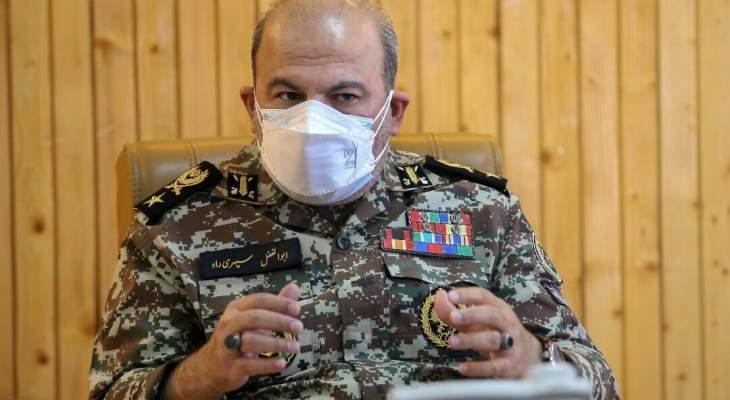 قائد عسكري إيراني: بلغنا مرحلة الاكتفاء الذاتي بمجال إنتاج المنظومات الصاروخية