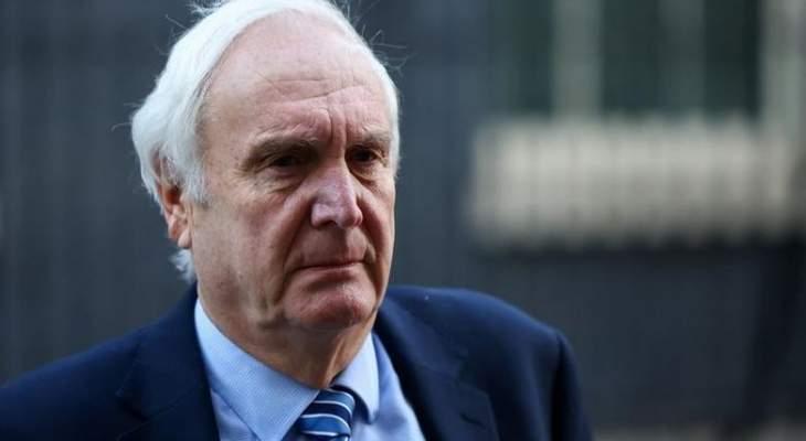 مكتب جونسون: تعيين إدوارد ليستر مبعوثا خاصا جديدا لبريطانيا إلى منطقة الخليج