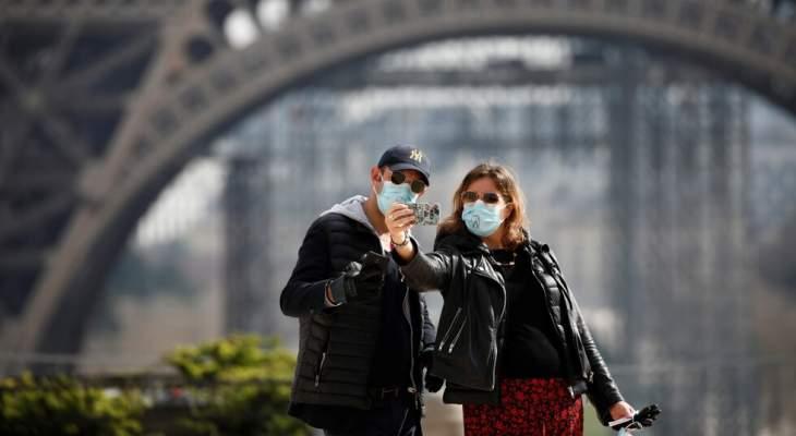 أطباء يطالبون بالزامية وضع الكمامة في الأماكن العامة المغلقة في فرنسا