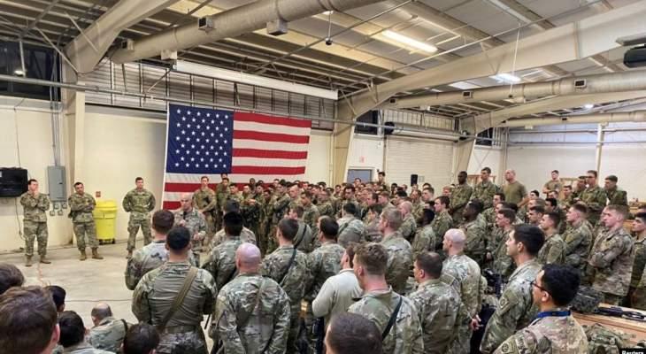القيادة المركزية الأميركية: لن نخفض عدد قواتنا في العراق