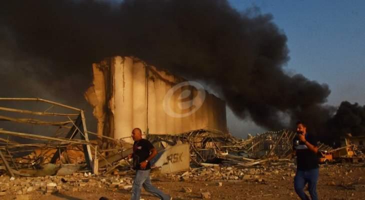 القاضي الخوري يستمع الى رؤساء الأجهزة الأمنية حول انفجار مرفأ بيروت غدا