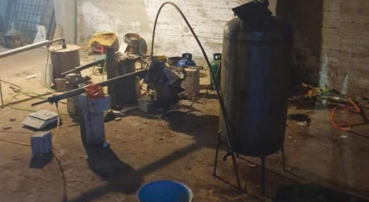 مصدر أمني للشرق الاوسط: الكبتاغونلم يُعرف كمخدر يصنّع أو يهرّب من لبنان قبل الأزمة السورية
