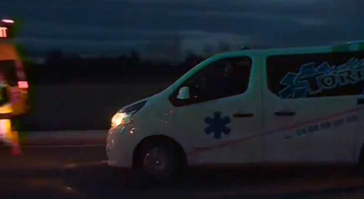 مقتل شخصين وإصابة 7 آخرين نتيجة اصطدام حافلة مدرسية بقطار جنوب فرنسا