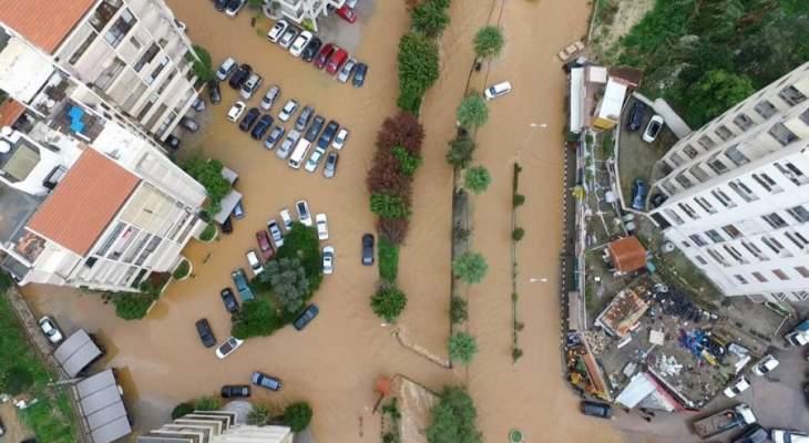 كيف تجري الاستعدادات لمنع فيضانات الطرقات هذا الشتاء؟