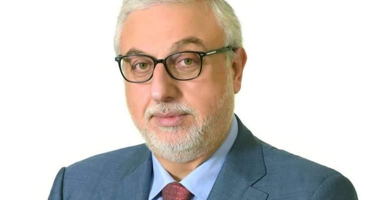 الصمد اتصل بفتفت لمتابعة قضية القرنة السوداء قبل جلسة مجلس الوزراء