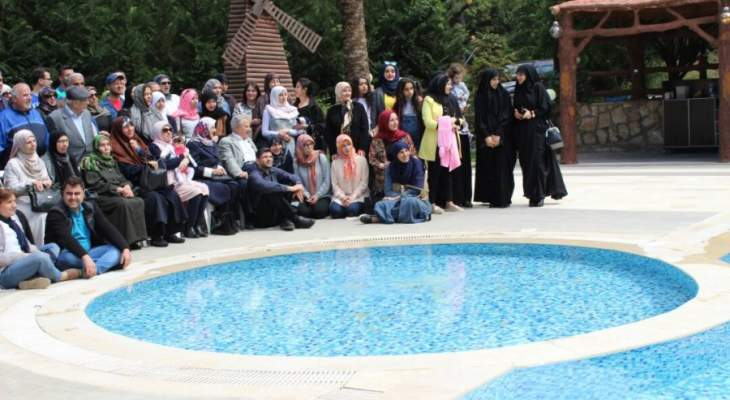 مركز الإمام شرف الدين يقيم لقاء بمناسبة مرور 97 عاما على انعقاد مؤتمر وادي الحجير
