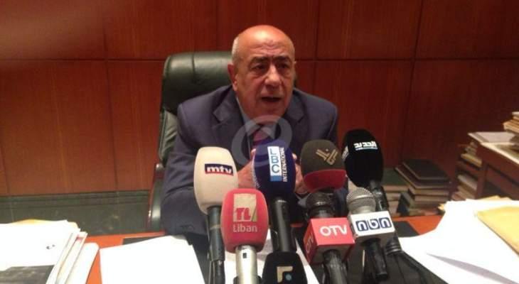 فتوش: الزحالنة ادركوا خطأهم في إخراج قرار زحلة من المدينة في البرلمان الحالي