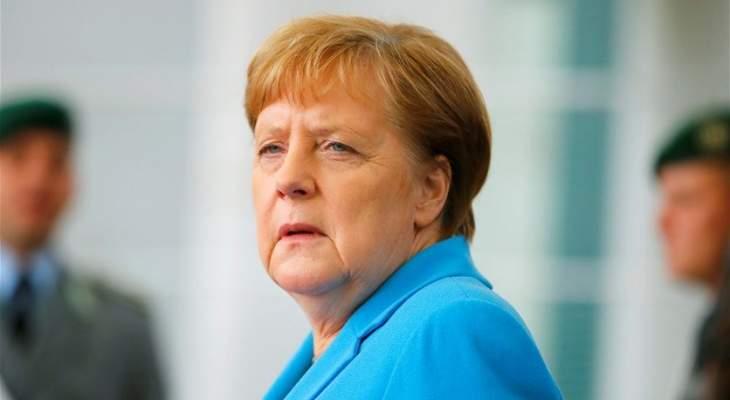 ميركل: قمة الناتو كانت بناءة للغاية