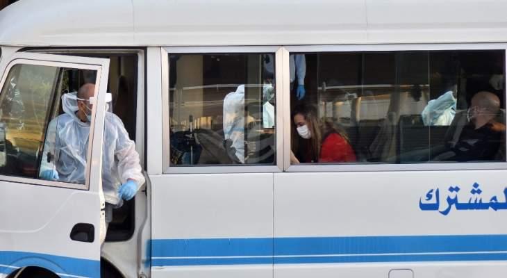 وصول 3 رحلات تقل لبنانيين قادمين من لارنكا والرياض وباريس