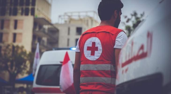 الصليب الأحمر عن احتجاجات جبل محسن: 5 جرحى نُقلوا حتى الآن إلى مستشفيات المنطقة