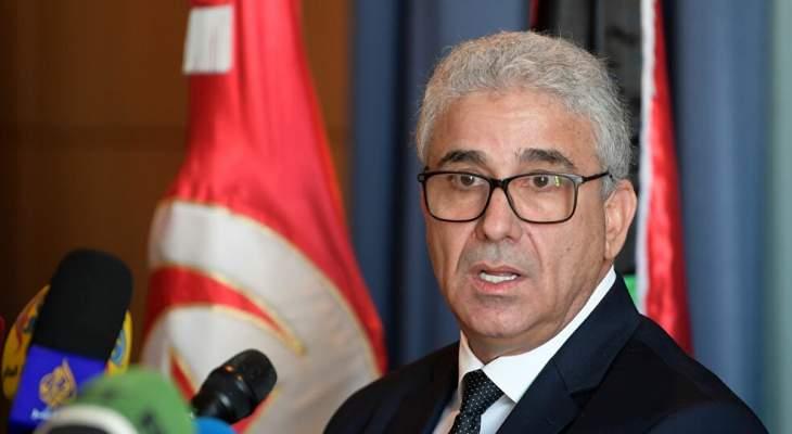 جهاز دعم الاستقرار الليبي نفى تعرض وزير الداخلية لمحاولة اغتيال