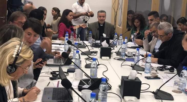 جمعيات أهلية لبنانية وإيطالية نظمت ورشة عمل حول مراقبة السجون وحقوق السجناء
