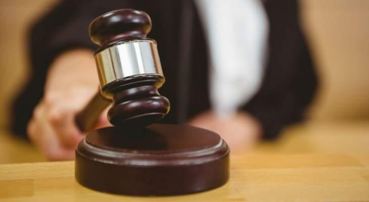 القاضي منصور قرر ترك المحاميين دندش والعوطة بسندي إقامة