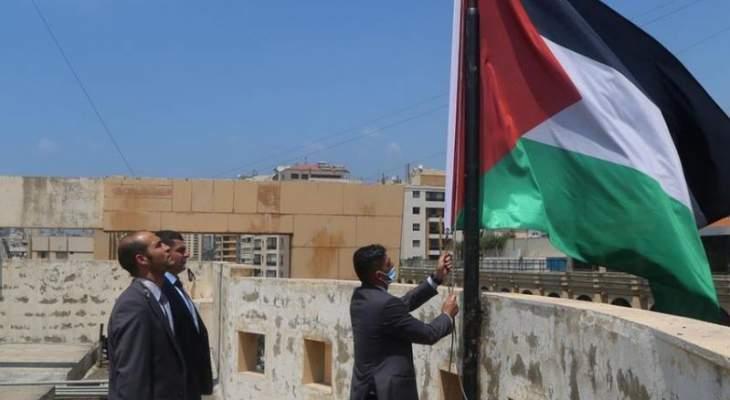 سفارة فلسطين نكست الأعلام بذكرى انفجار المرفأ: ثقتنا كبيرة بلبنان بالتعافي