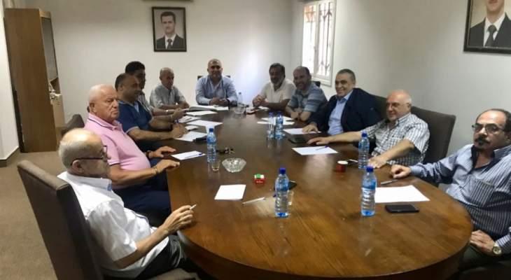 القواس رد على وهاب: أصغر شقفة في حزب البعث هي أكبر من حزب التوحيد برمته