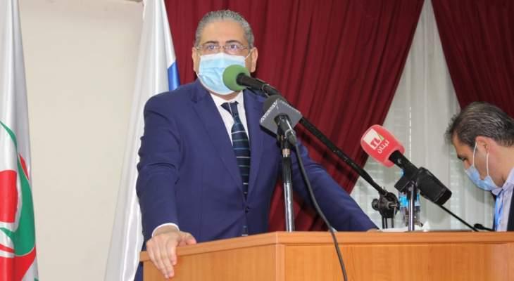 أيوب: الجامعة اللبنانية احتلت المرتبة 21 على مستوى الجامعات بالعالم العربي