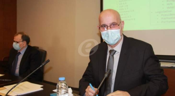 عراجي: إن لم يكن هناك خطة إنقاذية سريعة للقطاع الصحي من الممكن أن نذهب لكارثة