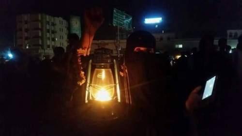 """""""كهرباء عدن"""" أعلنت بدء التوقف التدريجي لمحطاتها بسبب نفاد الوقود"""