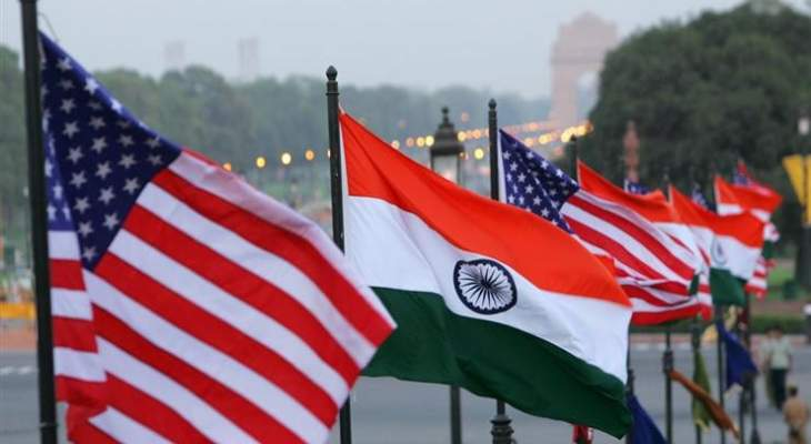 الدفاع الهندية: توقيع اتفاق عسكير مع أميركا لتبادل بيانات الأقمار الصناعية