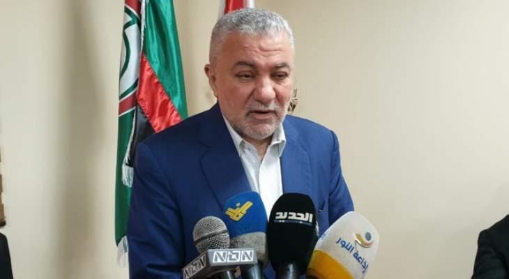 محمد نصرالله: المفسدون محميون وكل واحد منهم متمترس خلف طائفته