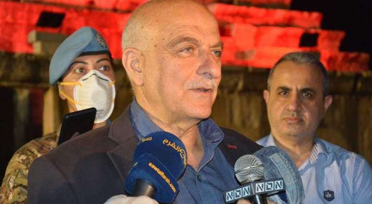 رئيس اتحاد بلديات قضاء صور: استطعنا منذ بداية ظهور الوباء التخفيف من الاثار السلبية على المواطن