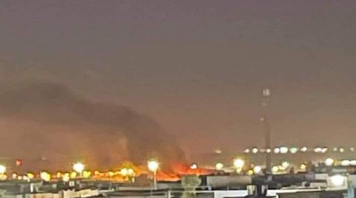 داخلية كردستان: قصف أربيل استهدف مقرا للتحالف الدولي عبر طائرة مسيرة مفخخة