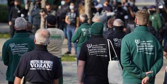 اشتباكات بين قوات الأمن الألمانية ومحتجين ضد قيود كورونا