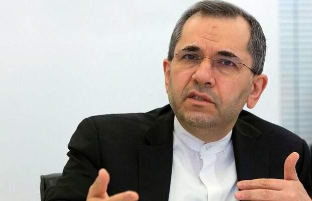 مندوب إيران بالأمم المتحدة: وقف الإرهاب الاقتصادي ضد بلدنا هو الاختبار الرئيسي لأميركا