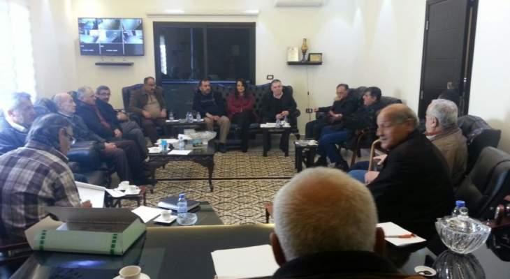نقابة العمال الزراعيين: الانتفاضة الشعبية وحدت اللبنانيين حول مطالبهم