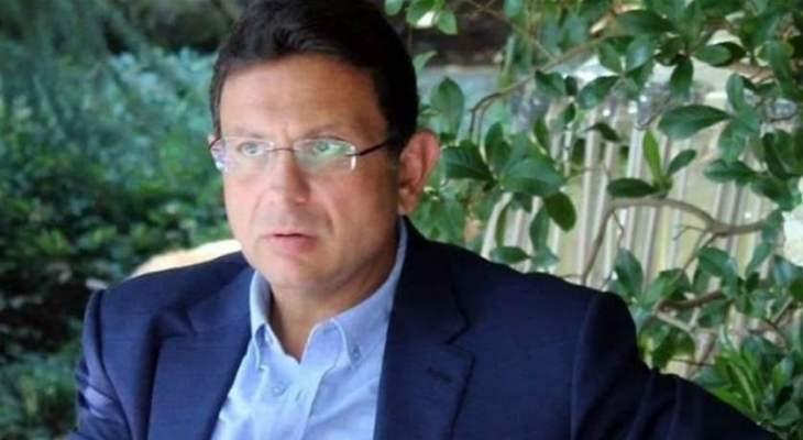 فريد هيكل الخازن: المغتربون اللبنانيون بارقة أمل ومنهم نتطلع الى صمود لبنان وقيامته